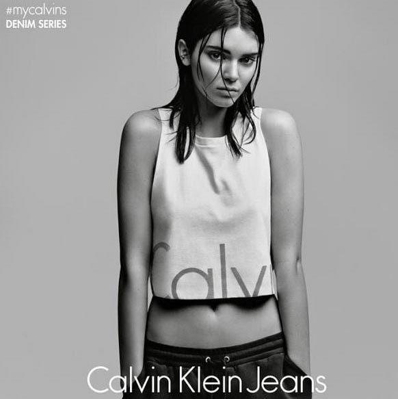 Kendall Calvin Klein