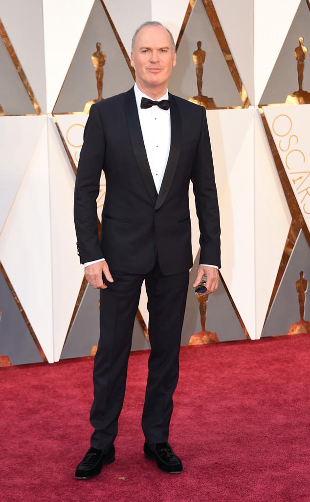 Michael Keaton Dolce & Gabbana